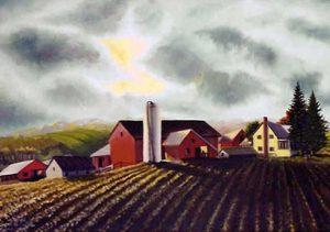 s-farm-dark-sky